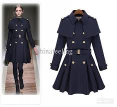 2018 2016 autumn winter coats for women las long elegant overcoat outwear navy blue beige wool blends from chinafeeling 48 98 dhgate com