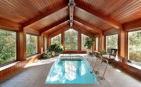 indoor outdoor pool house. Small Indoor Swimming Pool Outdoor House
