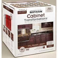 Kitchen Cabinets Brand Names Shop Rust Oleum Cabinet Transformations Dark Base Satin Cabinet