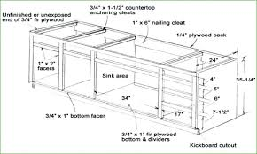 Standard Coat Rack Height Standard Kitchen Cabinet Depth Wall Intended For Counter Plans 100 94