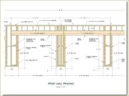 garage door header size header above garage door siding garage door header size lvl beam for