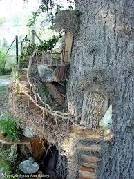 fairy garden redone 2016 fairy tree