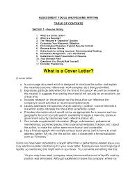 Help With Writing A Resume Guide To Resume Writing