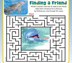 Dolphin Tale Print And Colour Sheets Dolphin Coloring Sheets