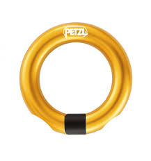 <b>Кольцо соединительное Petzl</b> Open Ring Orange - купить в ...