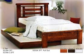 wooden king single bed frame for king size bed for malaysia size bed