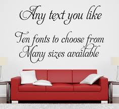 Small Picture Best 25 Personalised wall stickers ideas on Pinterest