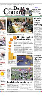 The Daily Courier, October 21, 2009 by Digital Courier - issuu
