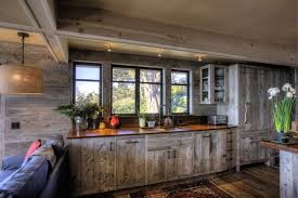 gallery of barnwood kitchen cabinets beautiful about remodel small