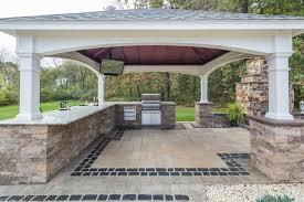Amazing Outdoor Kitchen Designs Country Lane Gazebos