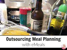 outsourcing meal planning emeals