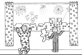 Small Picture Fireworks Coloring Pages Uncle Sam Coloring Sheet Printable