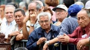 Resultado de imagen para jubilados y pensionados fotos