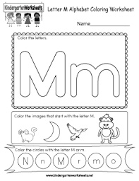 Split into 7 groups, the worksheets contain all 42 letter sounds taught in jolly phonics. Free Kindergarten Alphabet Worksheets Learning The Basics