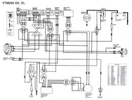 1983 cb650sc circuit and wiring diagram wiringdiagram net wiring diagram yamaha ytm200ek 1983 yamahauler ytm200el 1984 yamahauler