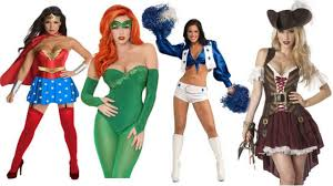 easy y costume ideas for women wonder woman poison ivy pirate cheerleader you