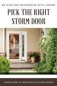 Best 25+ Larson storm doors ideas on Pinterest | Larson screen ...