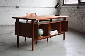 danish modern desk organizers