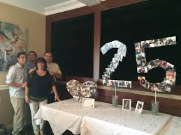 a letter to my parents after their surprise 25th anniversary party but it was all worth it when i saw their faces when everyone yelled surprise my mom was beyond shocked but it was amazing to see that my dad