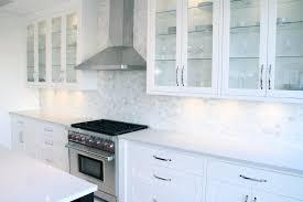 carrara marble backsplash. Unique Backsplash Bianco Carrara Countertop U0026 Backsplash To Marble R