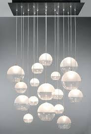 contemporary chandelier lighting contemporary chandelier blown glass led custom breath milk lamps plus contemporary chandelier