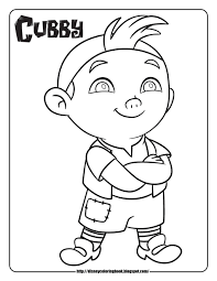 Small Picture Inspirational Jake And The Never Land Pirates Coloring Pages 81 In