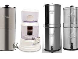 Countertop Gravity Water Filters Which Is Best 2019