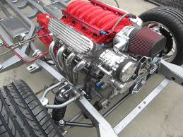 AME chassis completed - Finally! - TriFive.com, 1955 Chevy 1956 ...
