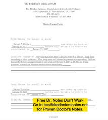 Doctors Care Doctors Note Fake Doctors Note Template For Work Or School Pdf