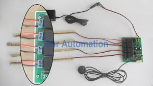2000m our automation 0020218 s4x dc12 ant2 cb 4l 控制4盏直流灯