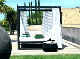exotic outdoor swing bed outdoor swing bed mattress canopy swing outdoor bed outdoor daybed with canopy