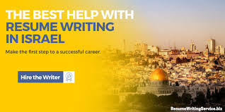 Hire The Best Online Resume Writer In Israel Simple Online Resume Writing Services