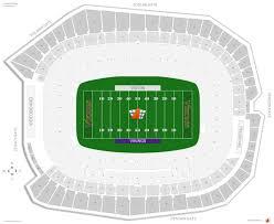 Toyota Stadium Frisco Seating Chart 79 Scientific Us Bank Stadium Seating Chart Views
