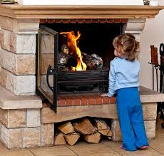 glass fireplace doors. Safety Fireplace Glass Doors N