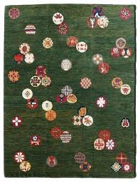 dye wool rug rugs circles of happiness green natural dye wool rug area rugs by woven