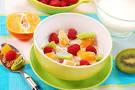haferflocken mit joghurt und obst abnehmen
