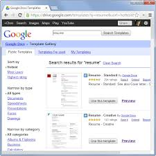 Google Free Resume Templates Extraordinary Free Resume Templates Google Beauteous 40 Sample Google Docs Resume