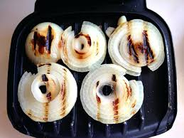 george foreman grill steak time grilled onions on the foreman on shockingly delicious george foreman grill george foreman grill steak time