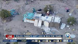 Daniel Panico, Mona Kirk: Parents arrested after children found living in a  box for nearly 4 years