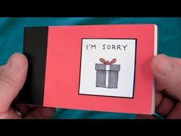 Flip Book With Photos Im Sorry An Apology Flipbook Youtube