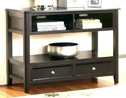 corner side table with shelves small accent bench storage top tabl