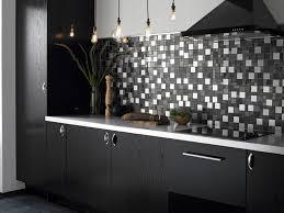 Modern Kitchen Tile Kitchen Ultra Modern Kitchen Decorations With Black And White