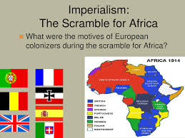 european imperialism in africa essay what caused the great helping depression