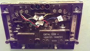 heat pump wiring help for honeywell rth6500wf doityourself com heat pump wiring help for honeywell rth6500wf