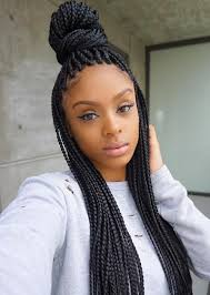 Latest Braids Hairstyle best 25 medium box braids ideas long box braids 8846 by stevesalt.us
