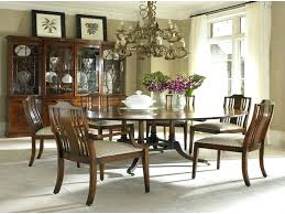 white round dining table for 6 round dining table 6 chairs design with chandelier and white