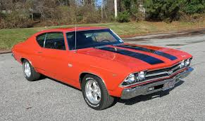 1969 Chevrolet Chevelle | Connors Motorcar Company