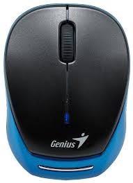 <b>Мышь Genius Micro Traveler</b> 9000R Blue USB — купить по ...