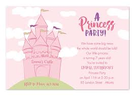 A Princess Party Birthday Invitations By Invitation Consultants