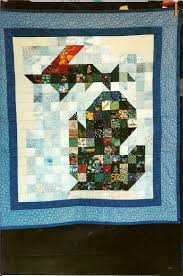 While looking for the State of Michigan Quilt Pattern, I found ... & While looking for the State of Michigan Quilt Pattern, I found this quilt  of the Adamdwight.com
